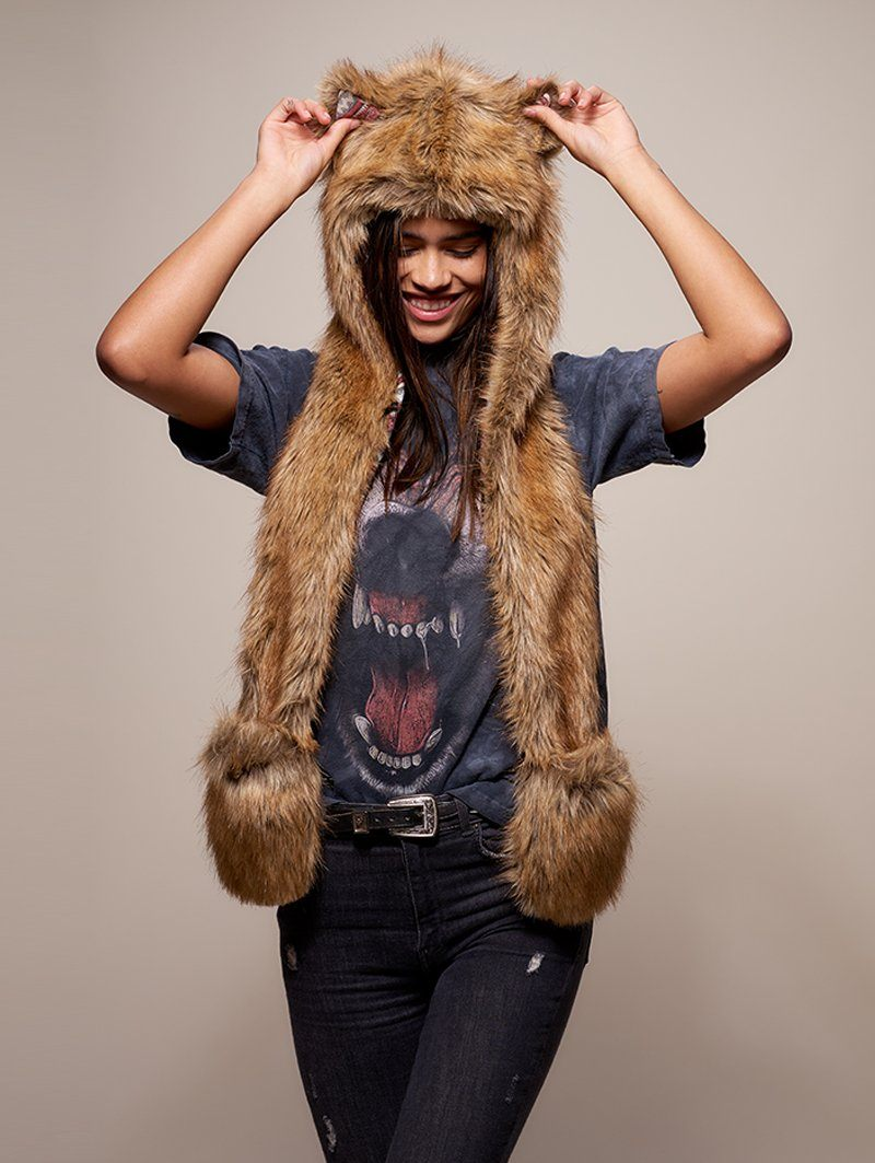Limited Edition Coyote SpiritHood