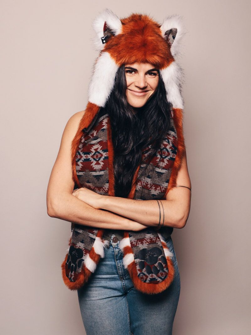 Limited Edition Red Panda SpiritHood