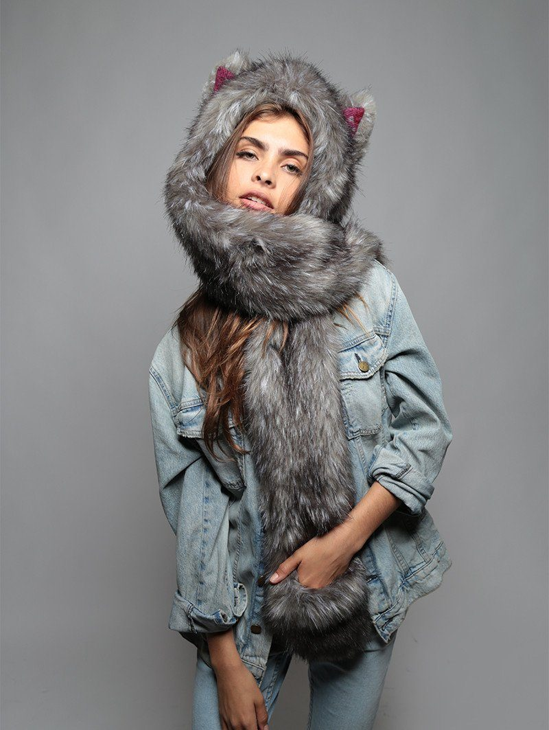 Charcoal Fox Italy SpiritHood
