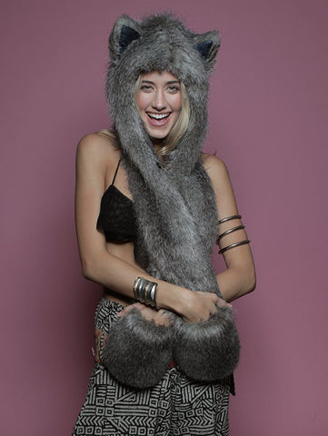 Cape Fox SpiritHood