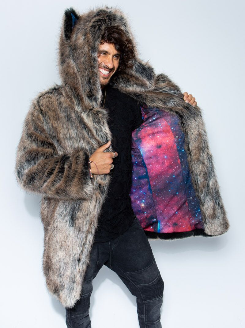 Direwolf Galaxy Collector Edition Coat