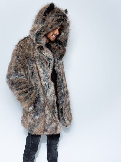 Direwolf Galaxy Collector Edition Coat - SpiritHoods