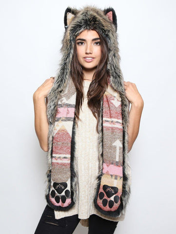 Direwolf Italy Collectors Edition SpiritHood