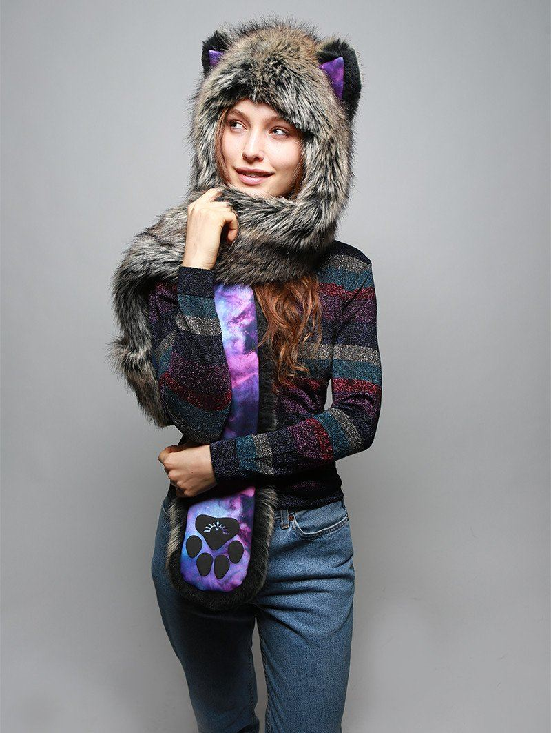 Direwolf Galaxy Collector SpiritHood