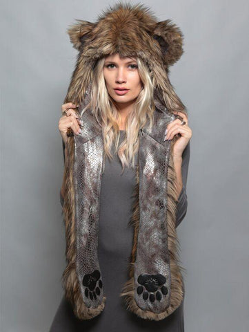 Brown Disco Bear HB3 Collectors Edition SpiritHood