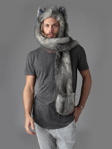 Eurasian Wolf Collector Edition SpiritHood