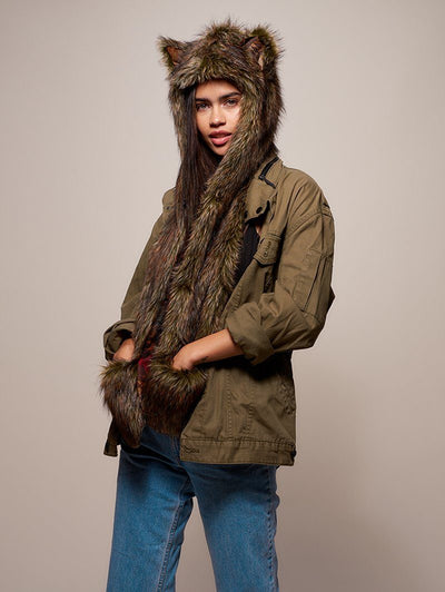 Collector Edition Forest Fox Italy SpiritHood - SpiritHoods