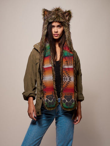 Collector Edition Forest Fox Italy SpiritHood