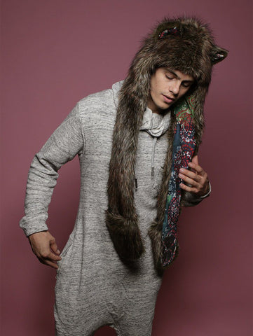 Limited Edition Forest Fox SpiritHood