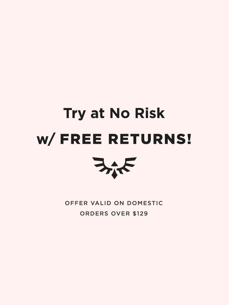 Free Domestic Returns & Exchanges - SpiritHoods
