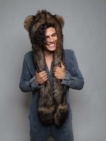 Grizzly Bear Italy SpiritHood