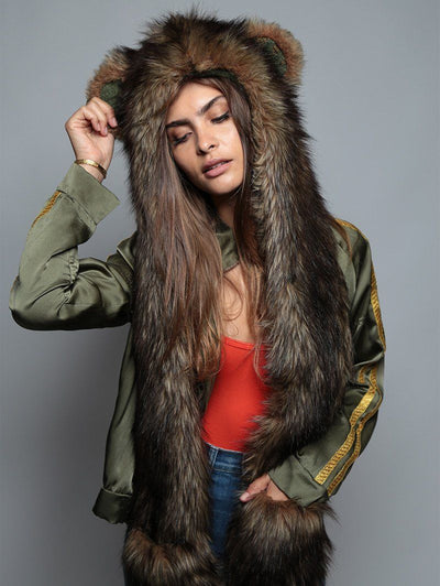 16843cfdc4d76 Grizzly Bear Italy SpiritHood - SpiritHoods