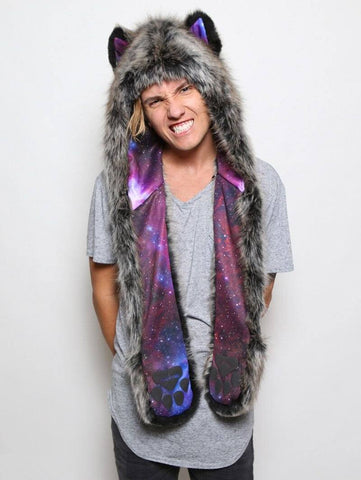 Black Milk Galaxy Wolf Collectors Edition SpiritHood
