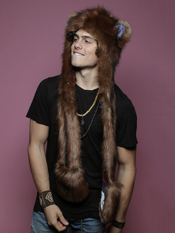 Kamchatka Brown Bear GOA Collector SpiritHood