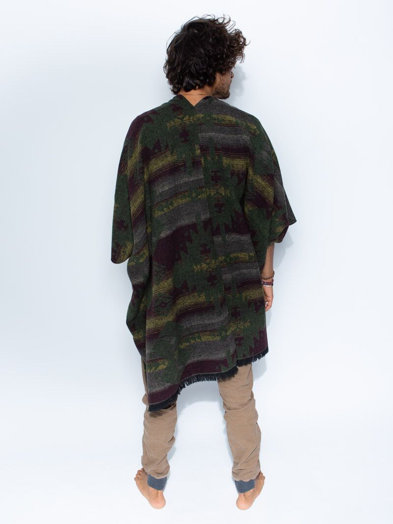 Grizzly SpiritHood Poncho
