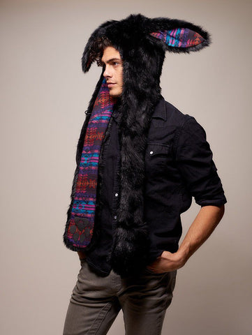 Black Bunny GOA Collector SpiritHood