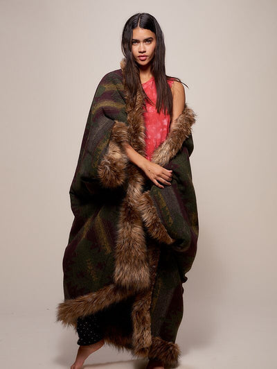 Grizzly Throw - SpiritHoods