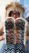Adventure Sunset Bear *UNISEX* SpiritHood - SpiritHoods
