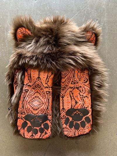 Unisex Brown Bear Collector Edition SpiritHood - SpiritHoods