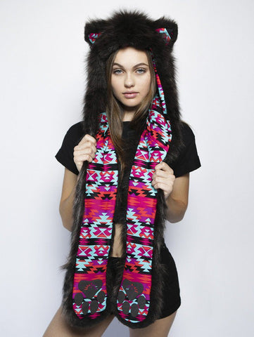Black Panther ColorBlast SpiritHood