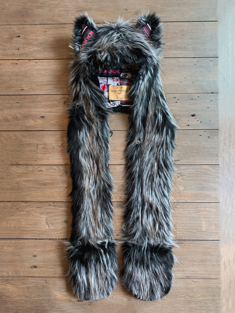 Limited Edition Night Fox SpiritHood