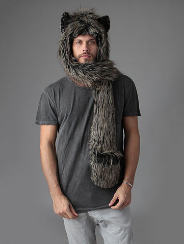 Mystic Moon Fox SpiritHood