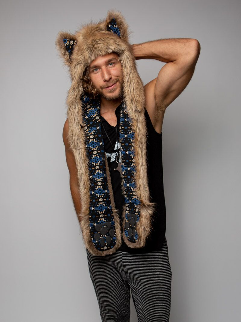 Collector Edition Coyote SpiritHood - SpiritHoods