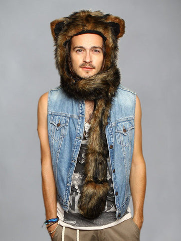 Grizzly Bear SpiritHood