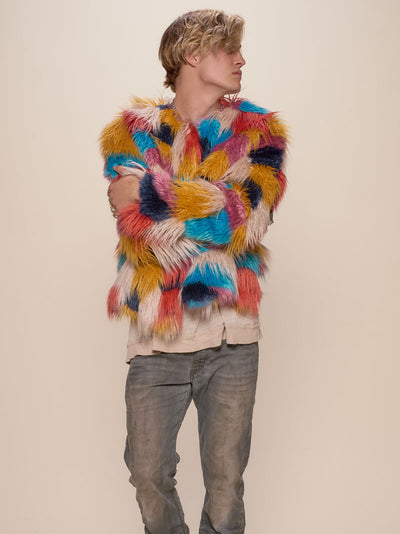 Butterfly Faux Fur Bomber - SpiritHoods