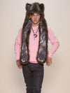 Limited Edition Black Wolf SpiritHood - SpiritHoods