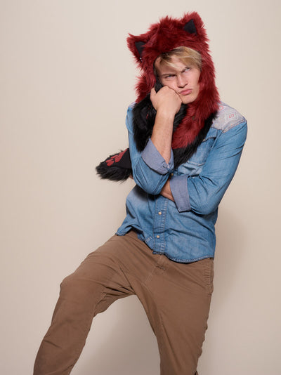 Fire Wolf 2.0 Collector Edition SpiritHood - SpiritHoods