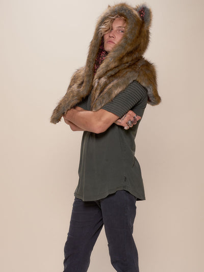 Arabian Wolf Collector Edition Shawl - SpiritHoods