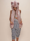 Mauve Fox Collector Edition SpiritHood - SpiritHoods