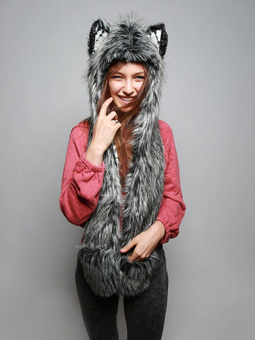 Mystic Wolf Collector SpiritHood