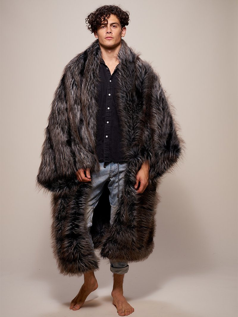 Night Fox Throw - SpiritHoods