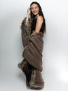 NightHawk Limited Edition Faux Fur Throw - SpiritHoods