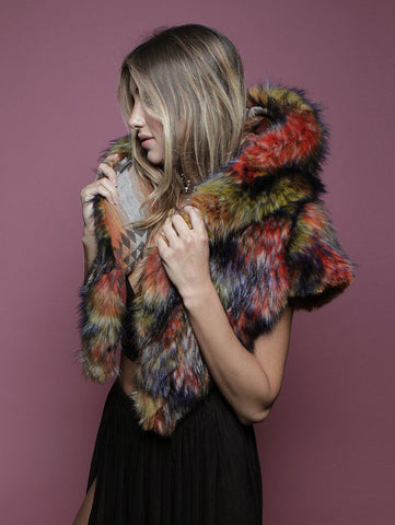 Parrot Shawl Collector Edition SpiritHood