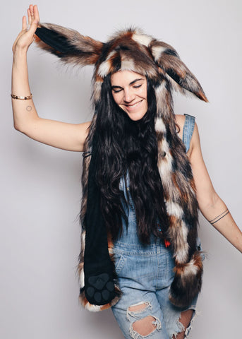 Limited Edition Bunny SpiritHood