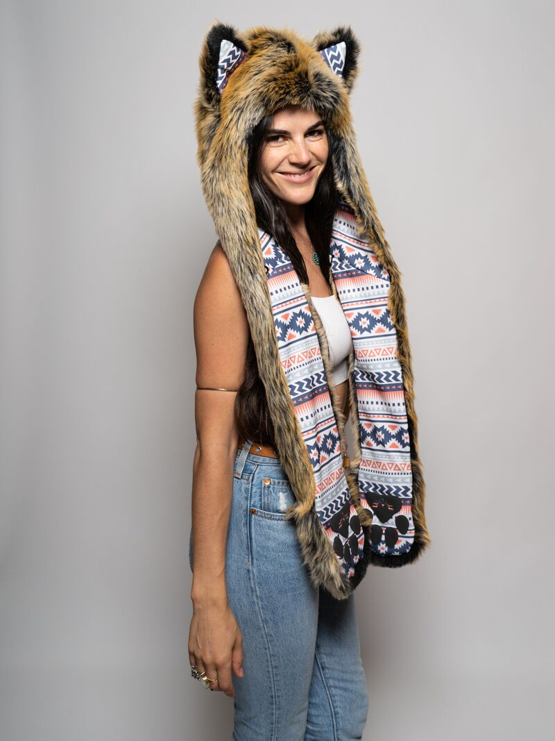 Santa Fe Wolf Collector Edition SpiritHood