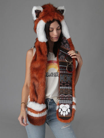 Red Panda CE SpiritHood