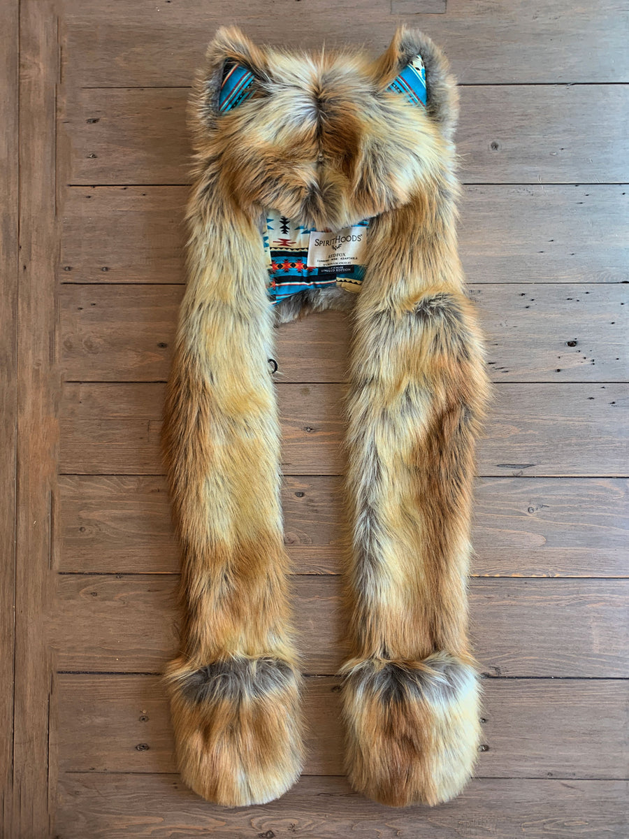 Limited Edition Red Fox SpiritHood