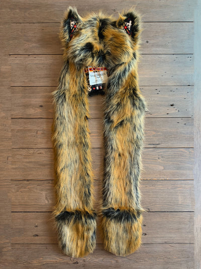 Limited Edition Red Wolf SpiritHood - SpiritHoods