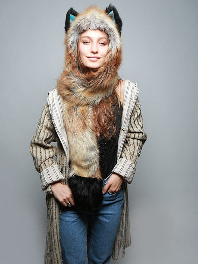 Red Fox 2.0 Collector Edition SpiritHood - SpiritHoods