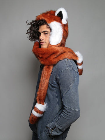 Red Panda Collector SpiritHood