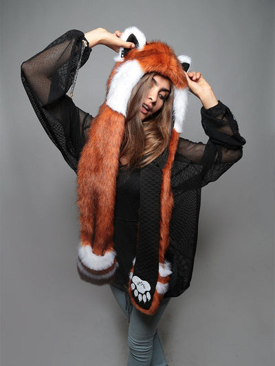 Red Panda Collector SpiritHood - SpiritHoods