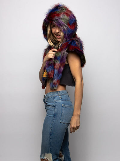 Limited Edition Parrot Shawl SpiritHood - SpiritHoods