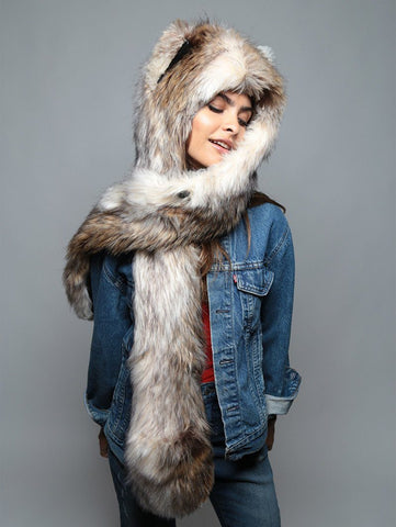 Siberian Husky Collector Edition SpiritHood