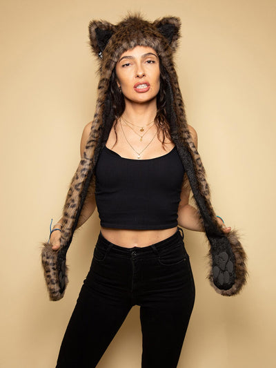 Savannah Cat Collector Edition SpiritHood - SpiritHoods