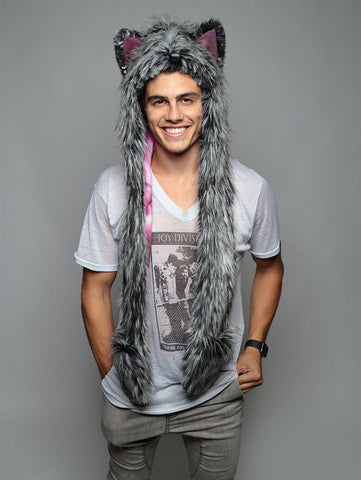 Siberian Wolf Collector Edition SpiritHood