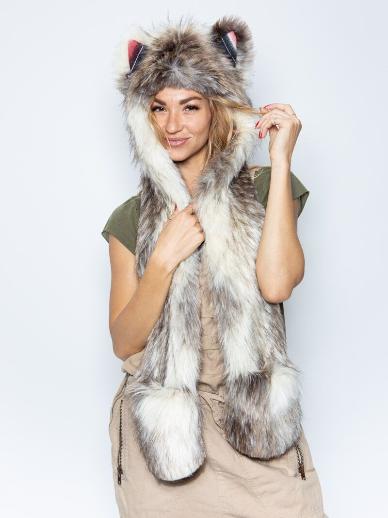 Sedona Wolf Collector Edition SpiritHood